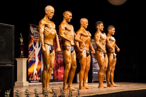 Omid Ben ANB Natural Mania Physique Championships