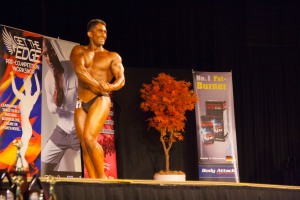 Omid ANB Natural Mania Physique Championships