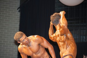 Joshua Prager ANB Natural Mania Physique Championships